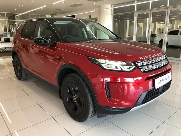 2020 Land Rover Discovery Sport 2.0D S D180 Free State Bloemfontein_0
