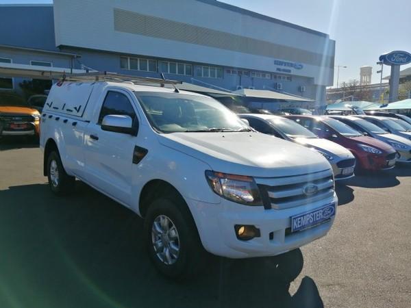 2015 Ford Ranger 2.2tdci Xls 4x4 Pu Sc  Kwazulu Natal Durban_0