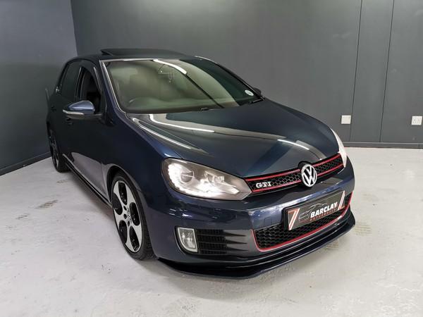 2011 Volkswagen Golf Vi Gti 2.0 Tsi Dsg  Western Cape Goodwood_0