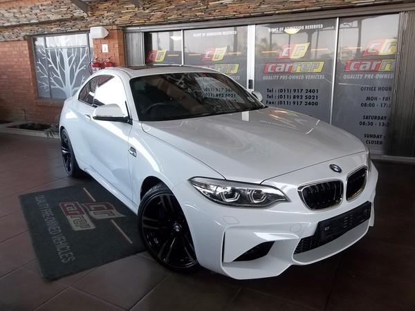2018 BMW M2 M2 Coupe M-DCT Gauteng Boksburg_0