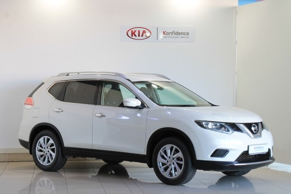 2016 Nissan X-Trail 2.0 XE T32 Western Cape Tygervalley_0