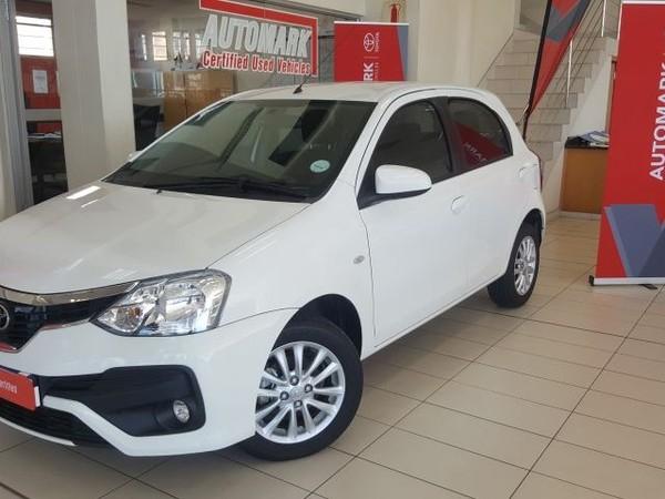 2019 Toyota Etios 1.5 Xs 5dr  Kwazulu Natal Durban_0
