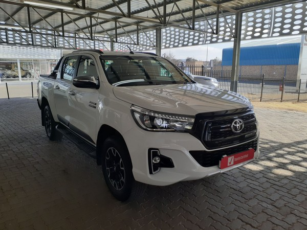2020 Toyota Hilux 2.8 GD-6 Raider 4x4 Double Cab Bakkie Free State Ladybrand_0