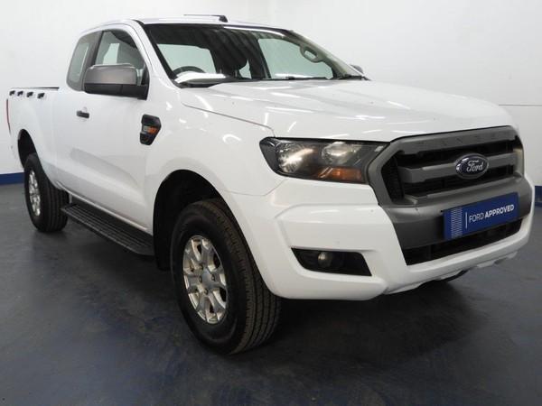 2018 Ford Ranger 2.2TDCi XLS 4X4 Auto Bakkie SUPCAB Gauteng Johannesburg_0