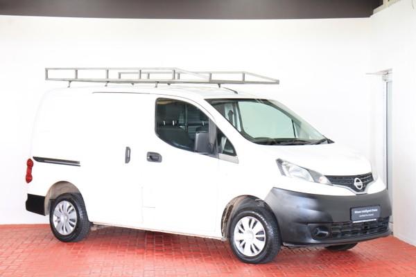 2017 Nissan NV200 1.6i Visia FC Panel van Western Cape Bellville_0