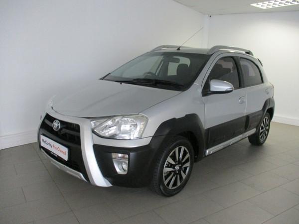 2015 Toyota Etios Cross 1.5 Xs 5Dr Kwazulu Natal Umhlanga Rocks_0