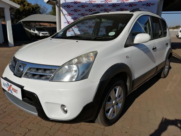2011 Nissan Livina 1.6 Acenta X-gear  Gauteng Centurion_0
