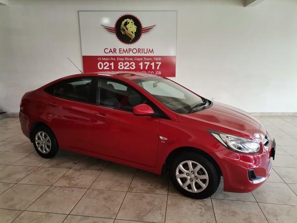 2012 Hyundai Accent 1.6 Gl  Western Cape Diep River_0