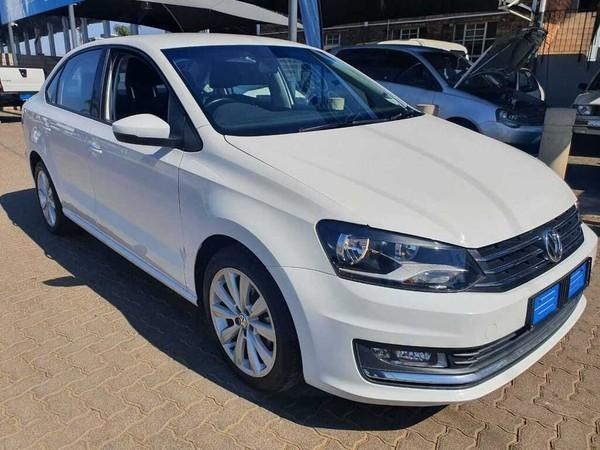 2016 Volkswagen Polo GP 1.6 Comfortline Gauteng Pretoria_0