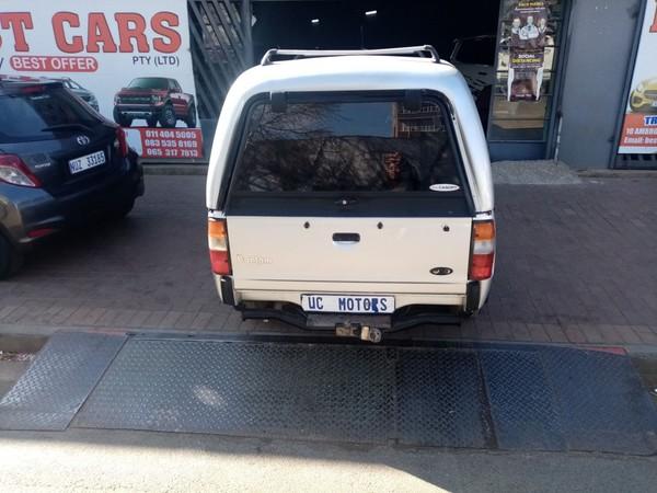 2009 Ford Bantam 1.3i Pu Sc  Gauteng Germiston_0