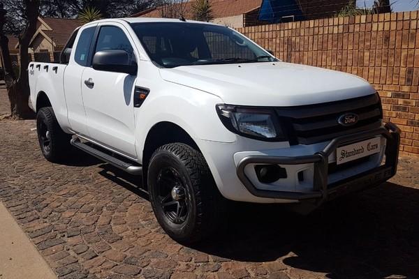 2012 Ford Ranger 3.2tdci Xls 4x4 Pu Supcab  Kwazulu Natal Durban_0
