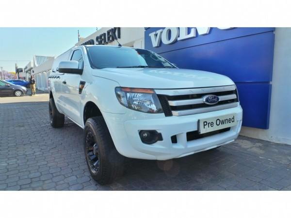 2015 Ford Ranger 2.2tdci Xls 4x4 Pu Sc  Gauteng Pretoria_0