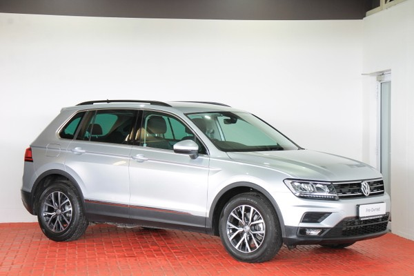 2019 Volkswagen Tiguan 1.4 TSI Comfortline DSG 110KW Western Cape Bellville_0