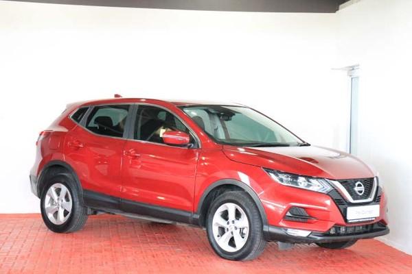 2017 Nissan Qashqai 1.5 dCi Acenta Western Cape Bellville_0