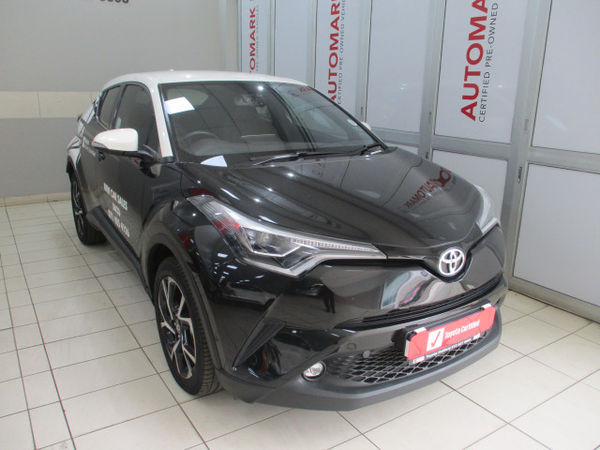 2019 Toyota C-HR 1.2T Luxury CVT Gauteng Pretoria_0
