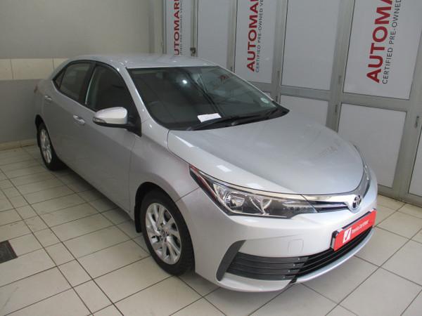 2019 Toyota Corolla 1.4D Prestige Gauteng Pretoria_0