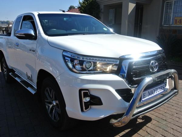 2018 Toyota Hilux 2.8 GD-6 RB Raider Extended Cab Bakkie Gauteng Bramley_0