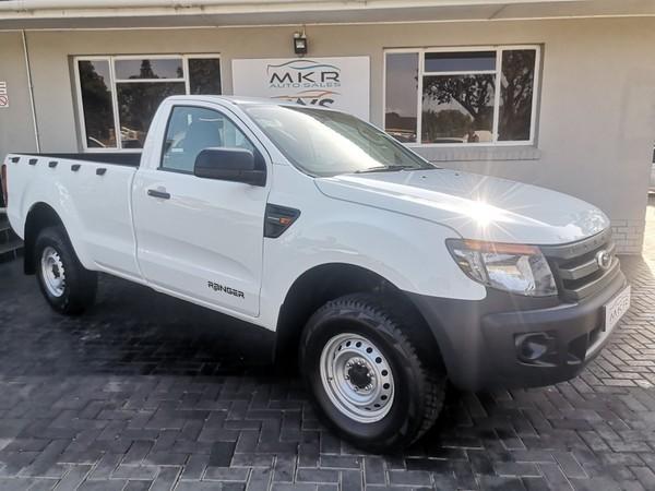 2015 Ford Ranger 2.2tdci Xl Pu Sc  Eastern Cape Port Elizabeth_0