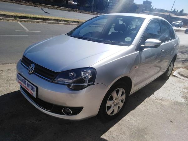 2014 Volkswagen Polo Vivo 1.4 Trendline Tip Gauteng Kempton Park_0