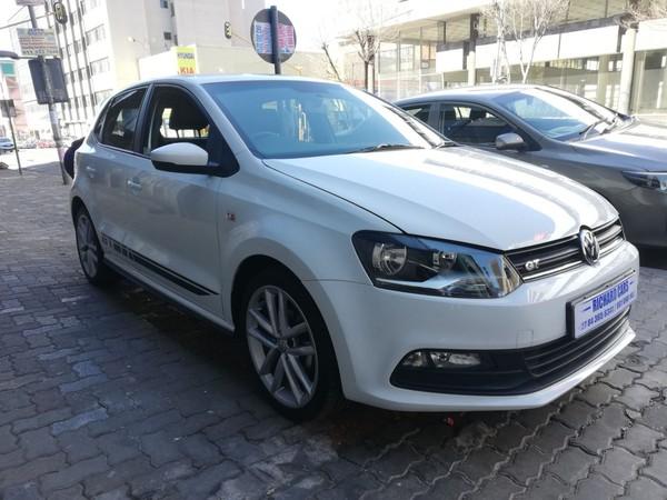 2019 Volkswagen Polo Vivo 1.0 TSI GT 5-Door Gauteng Johannesburg_0