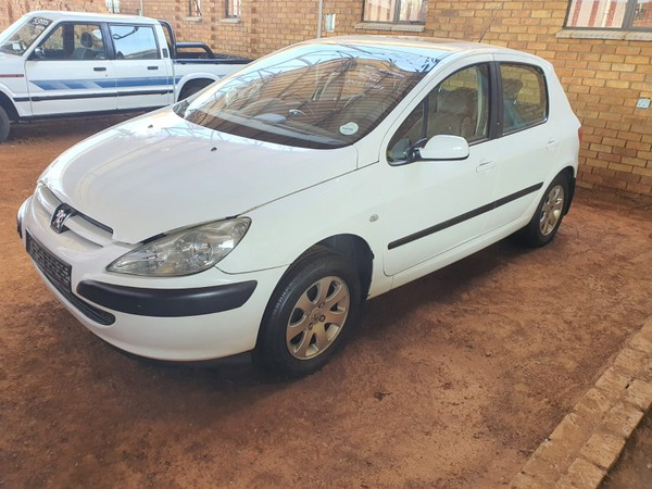 2004 Peugeot 307 1.6 Xt At  Mpumalanga Mpumalanga_0
