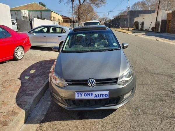 2011 Volkswagen Polo 1.6 Comfortline  Gauteng Bedfordview_0