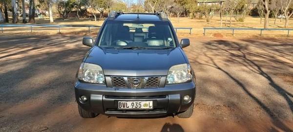 2007 Nissan X-Trail 2.2d Sel r59  Gauteng Roodepoort_0