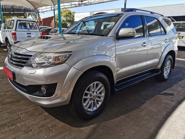 2014 Toyota Fortuner 3.0d-4d Rb At  Gauteng Pretoria_0