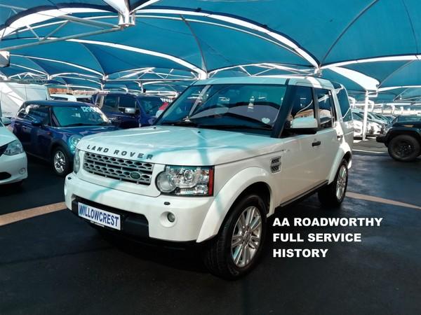 2014 Land Rover Discovery 4 3.0 Tdv6 S  Gauteng Randburg_0