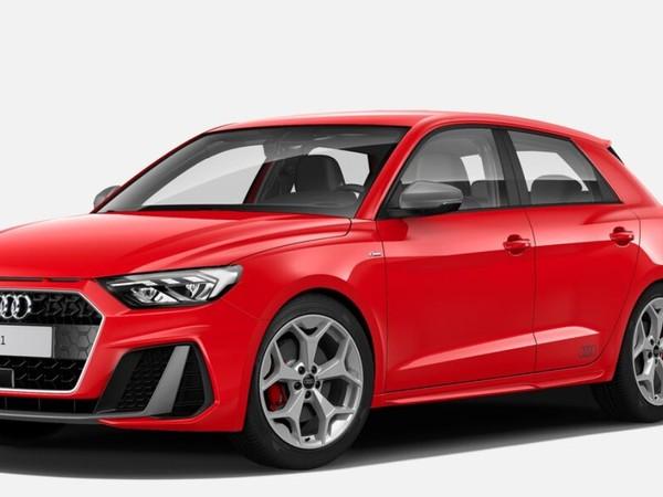 2020 Audi A1 Sportback 2.0 TFSI S-LINE S Tronic 40 TFSI Gauteng Bryanston_0