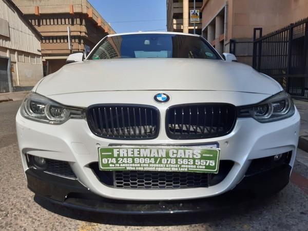 2017 BMW 3 Series 318i Auto Gauteng Johannesburg_0