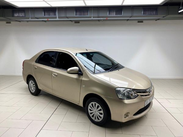 2017 Toyota Etios 1.5 Xs  Western Cape Cape Town_0