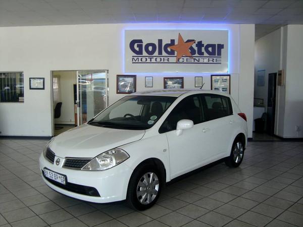 2012 Nissan Tiida 1.6 Visia  MT Hatch Gauteng Edenvale_0