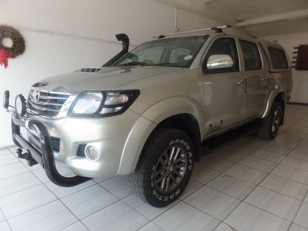 2010 Toyota Hilux 3.0 D-4d Raider 4x4 Pu Dc  Gauteng Johannesburg_0