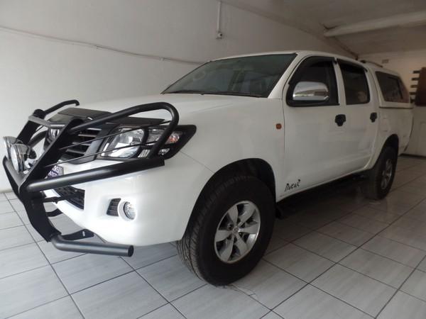 2013 Toyota Hilux 2.5d-4d Srx 4x4 Pu Dc  Gauteng Johannesburg_0