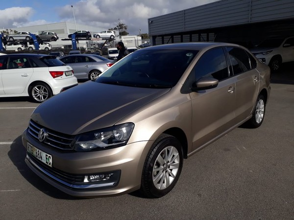 2016 Volkswagen Polo GP 1.6 Comfortline Eastern Cape Port Elizabeth_0