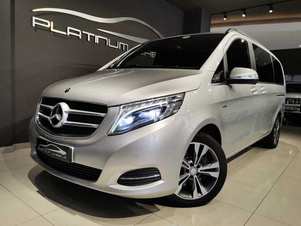 2016 Mercedes-Benz V-Class V220 CDI Avantgarde Auto Gauteng Four Ways_0