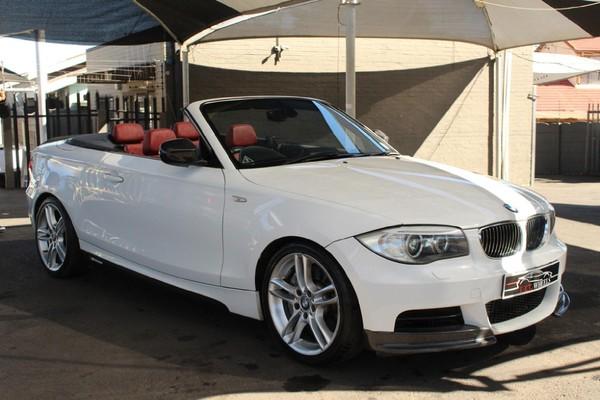 2013 BMW 1 Series 135i Convertible Auto Gauteng Johannesburg_0