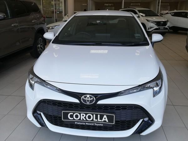 2020 Toyota Corolla 1.2T XS CVT 5-Door Gauteng Pretoria North_0