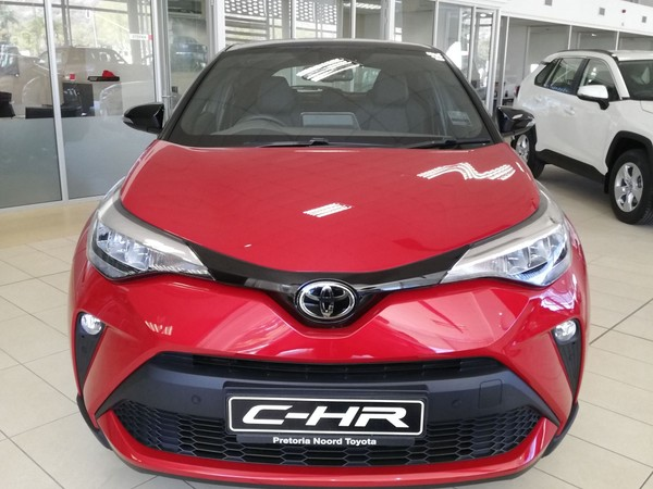 2020 Toyota C-HR 1.2T Luxury CVT Gauteng Pretoria North_0