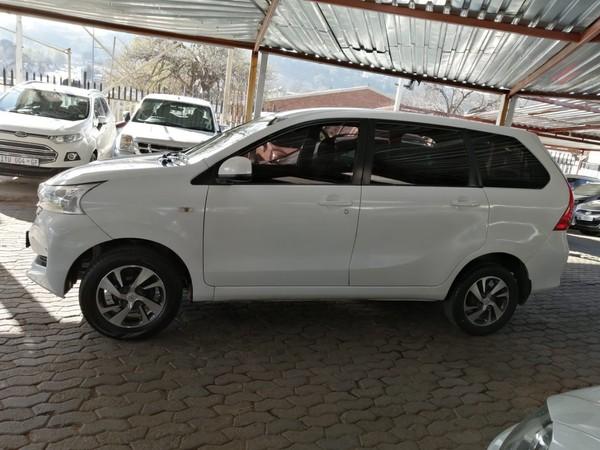 2017 Toyota Avanza 1.5 SX Gauteng Jeppestown_0