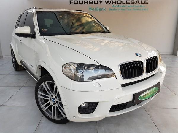 2012 BMW X5 Xdrive30d M-sport At  Gauteng Four Ways_0