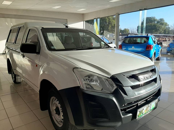 2018 Isuzu KB Series 250D LEED Single Cab Bakkie North West Province Lichtenburg_0
