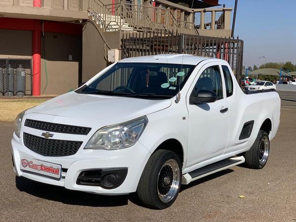 2012 Chevrolet Corsa Utility 1.4 Ac Pu Sc  Gauteng Brakpan_0