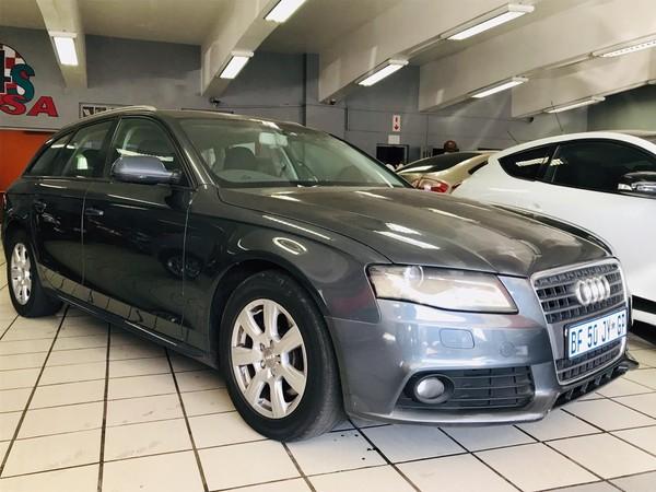 2011 Audi A4 1.8t Avant Ambition b8  Gauteng Springs_0