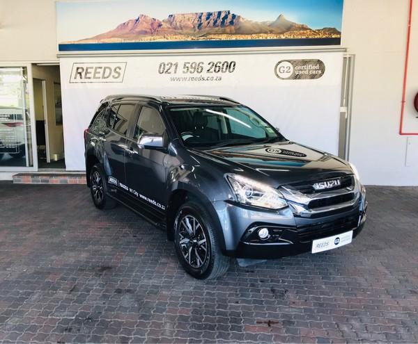 2020 Isuzu MU-X 3.0D Auto Western Cape Goodwood_0