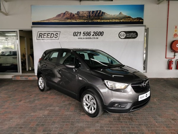 2019 Opel Crossland X 1.2T Enjoy Auto Western Cape Goodwood_0