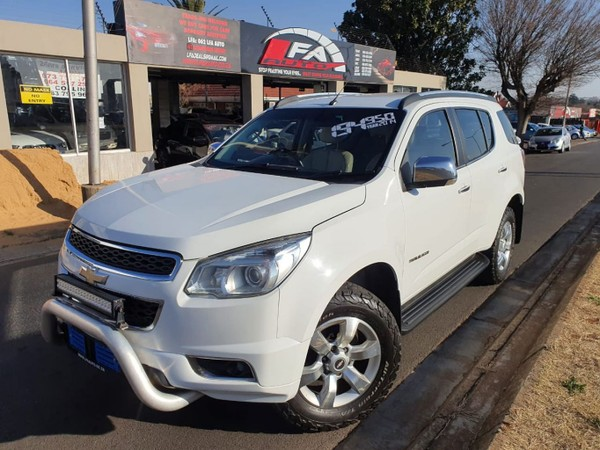 2014 Chevrolet Trailblazer 2.8 Ltz 4x4 At  Gauteng Kempton Park_0