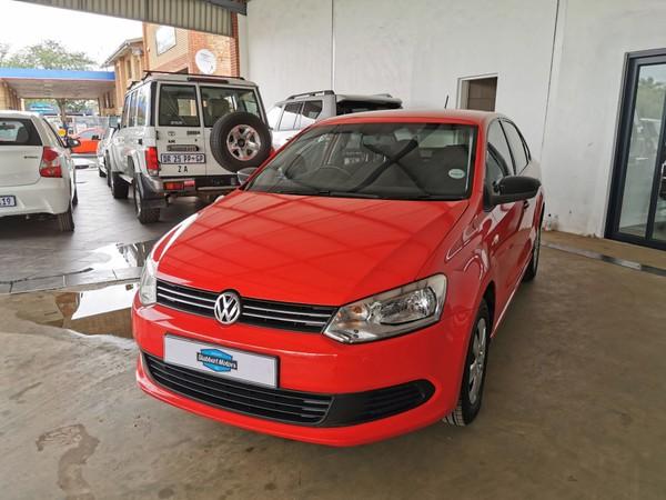 2013 Volkswagen Polo 1.6 Trendline  Gauteng Carletonville_0