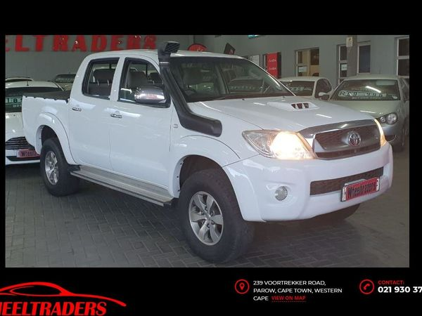 2009 Toyota Hilux 3.0 D-4d Raider 4x4 Pu Dc  Western Cape Parow_0